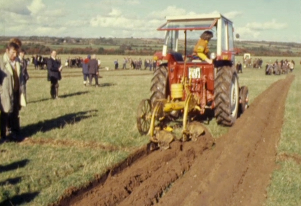 National Ploughing Championships in Wexfod (1976)
