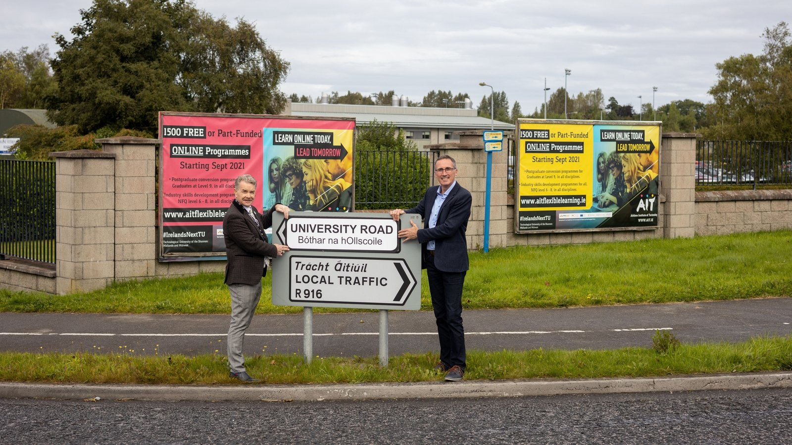 AIT road renamed following unanimous council support