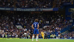 """Marcos Alonso is """"absolutely committed against racism"""" according to his manager"""
