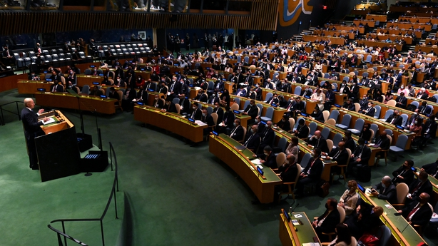 Biden at the United Nations