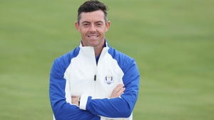 Rory McIlroy's overall record at the Ryder Cup reads 11-9-4