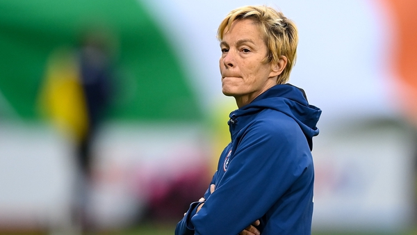 Vera Pauw was speaking ahead of the start of World Cup qualification