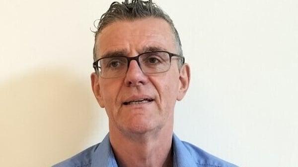 Paul Lehehan, author of The Pines