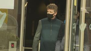 Brendan Mullin appeared before Dublin District Court