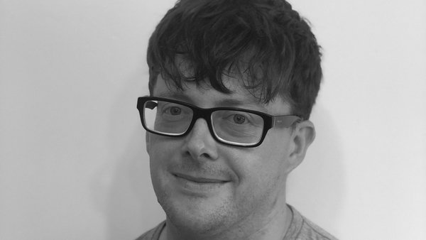 RTÉ Short Story Competition winner Kevin Donnellan