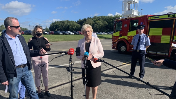 The minister said a media campaign would begin on Monday highlighting the dangers of fireworks