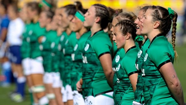 Ireland face the USA and Japan