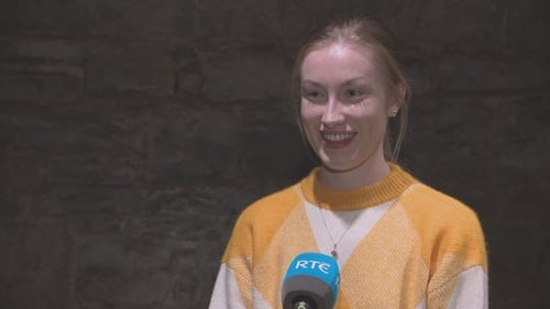 Robyn Quigley said she had some trepidation before she started her work placement