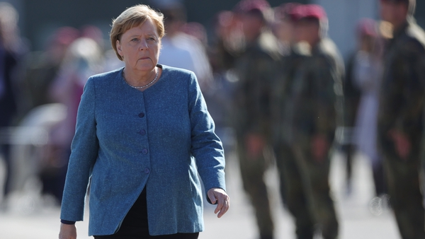 Angela Merkel's reign as Chancellor is coming to an end
