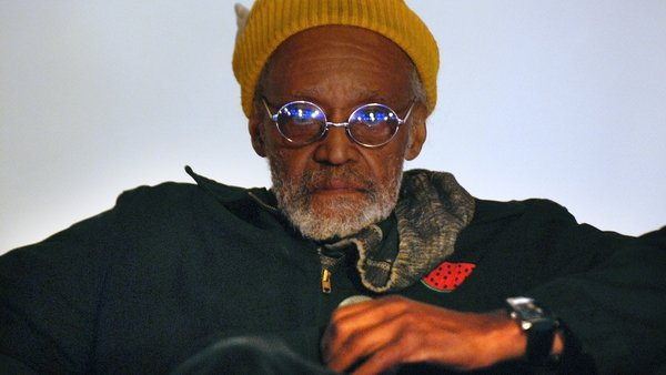 Melvin Van Peebles (pictured at a screening of Sweet Sweetback's Baadasssss Song in Detroit, Michigan in February 2016) - The pioneering director, actor, composer, writer and novelist has been described as the 'Godfather of Black cinema'