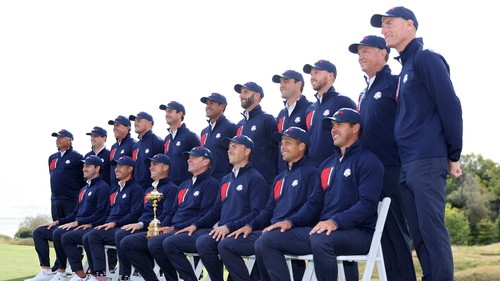 America will attempt to show that they are a united team at Whistling Straits