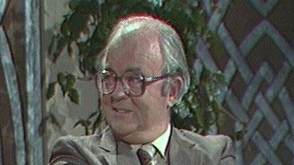 Billa O'Connell on Trom agus Éadrom in 1983