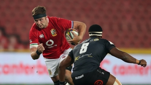 Iain Henderson was in good form ahead of the series, but Courtney Lawes was preferred