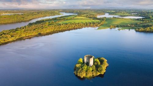 Castle Oughter, Co Cavan. Photo: Fáilte Ireland