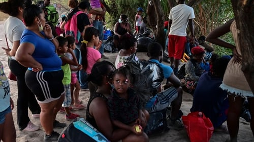 The US special envoy to Haiti quit in protest over the Biden administration's deportations of migrants to the Caribbean nation