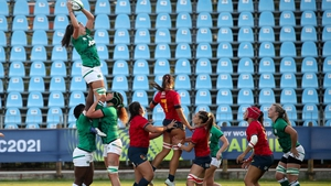 Ireland's lineout has been an issue in their two games so far