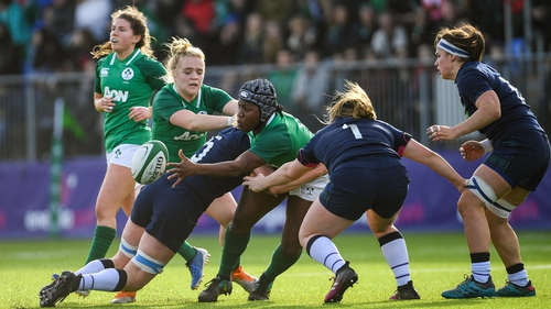 Ireland have beaten Scotland in their last two meetings, the last of which came in 2020