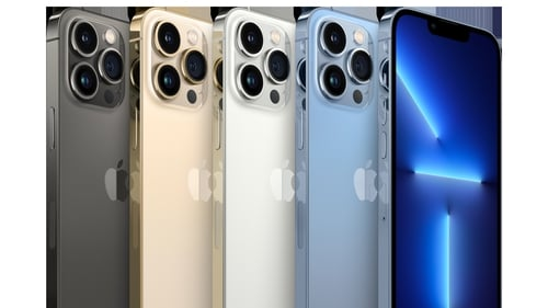 Apple was expected to produce 90 million units of the new iPhone models by the end of this year