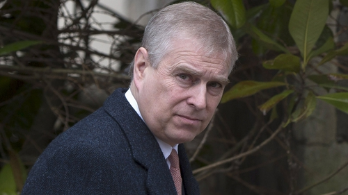 Prince Andrew has until 29 October to provide a response