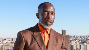 Michael K Williams, pictured in his native Brooklyn, New York in March of this year