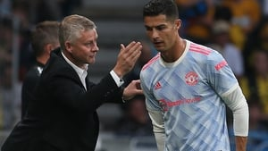 Ole Gunnar Solskjaer says he must closely monitor Cristiano Ronaldo's workload