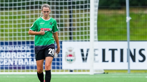 Stephanie Roche scored Peamount's opener as they took a big step in the title race