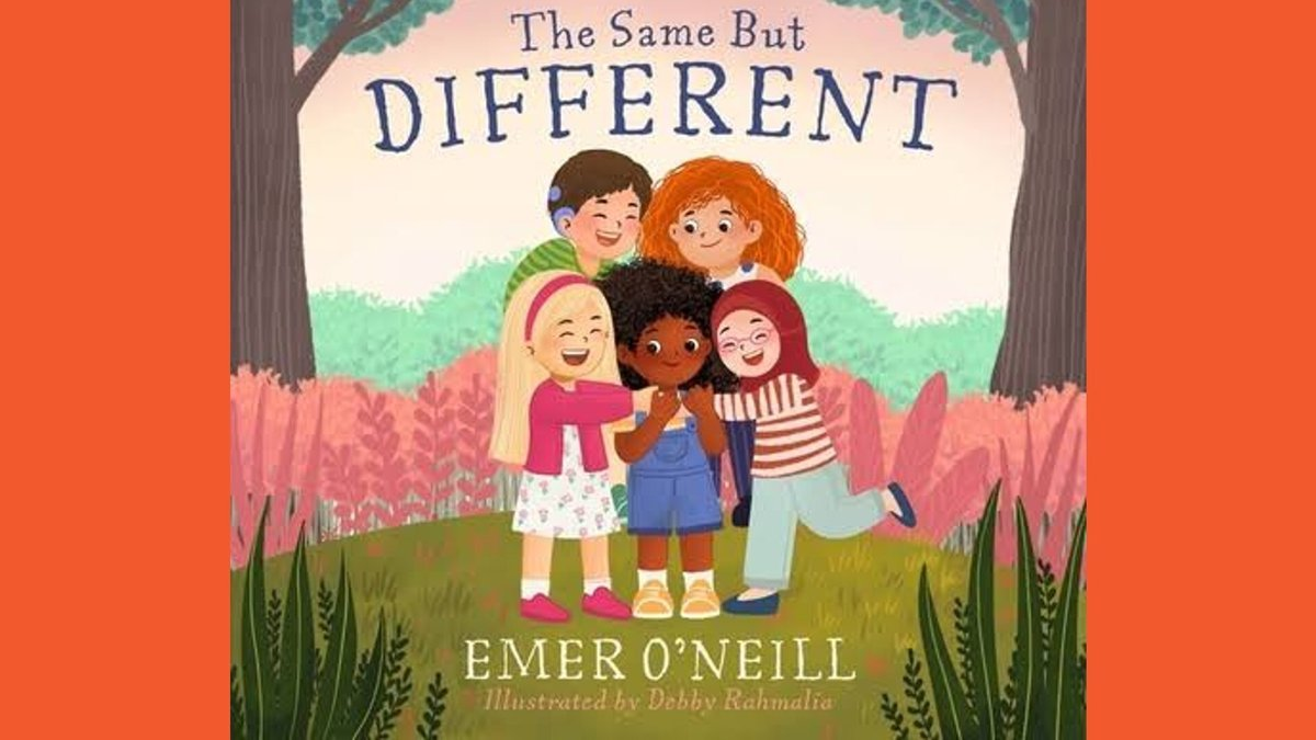 'The Same But Different' with Emer O Neil