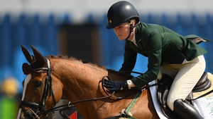 Olympian Clare Abbott was best of the Irish