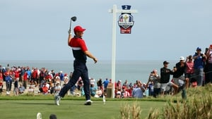 Spieth is already looking ahead to the next instalment at the Marco Simone Golf Club in two years