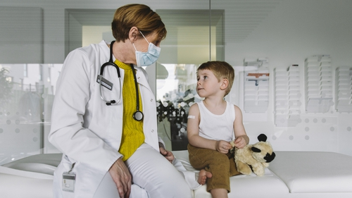 Dr Gabrielle Colleran said 106,000 children are waiting for treatment, assessment or diagnostic tests (Stock image)
