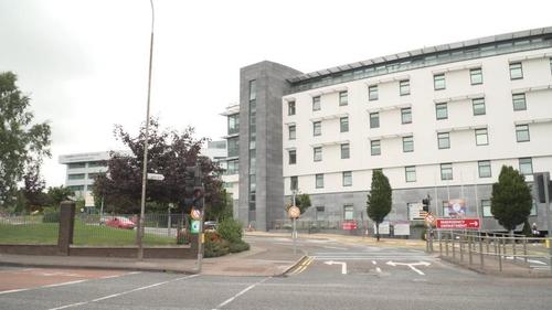 Ospidéal na hOllscoile, Corcaigh