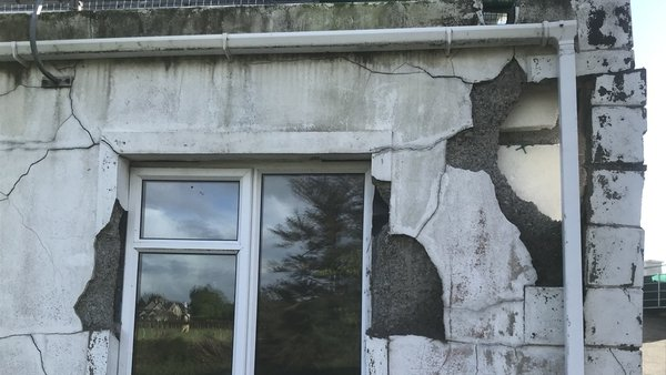 Last month it emerged that the Department of Housing estimated the cost of redress for homes affected by mica as requested by property owners in Donegal and Mayo could reach €3.2bn