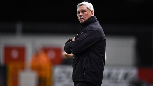 The 'madness' of the current schedule clearly frustrates the Bohs boss