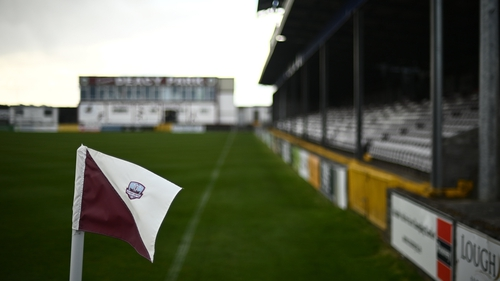 Galway United have modified their sessions over the last six weeks