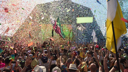 The study found that MDMA concentrations quadrupled the week after the festival, suggesting long-term release from the site