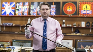 Auctioneer Karl Bennett said 'we are delighted to see it go to someone in the south'