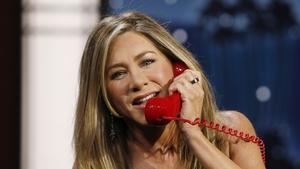 """Jennifer Aniston: """"Humour, please, I beg of you, I beg of you."""""""