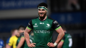Daly scored five tries in 23 games for Connacht last season