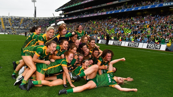 All-Ireland champions Meath provide nearly a third of the nominees for this year's All-Star team