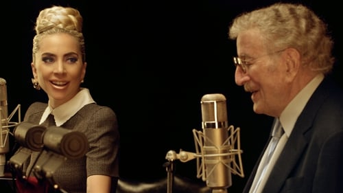 Gaga and Tony: 95-year-old jazz crooner Tony Bennett and 35-year-old pop diva Lady Gaga have clearly developed a real simpatico since they first recorded together in 2011