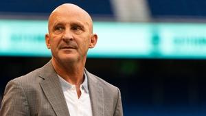 North Carolina Courage head coach Paul Riley