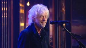 "Bob Geldof: ""I'm looking forward to decrepitude, impotence, senility . . . """