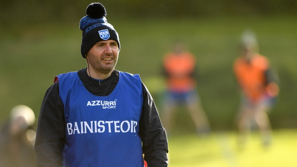 Shane Ronayne takes over as Cork ladies senior manager from Ephie Fitzgerald