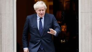 Boris Johnson's former aide Dominic Cummings said the UK govt always intended to ditch protocol
