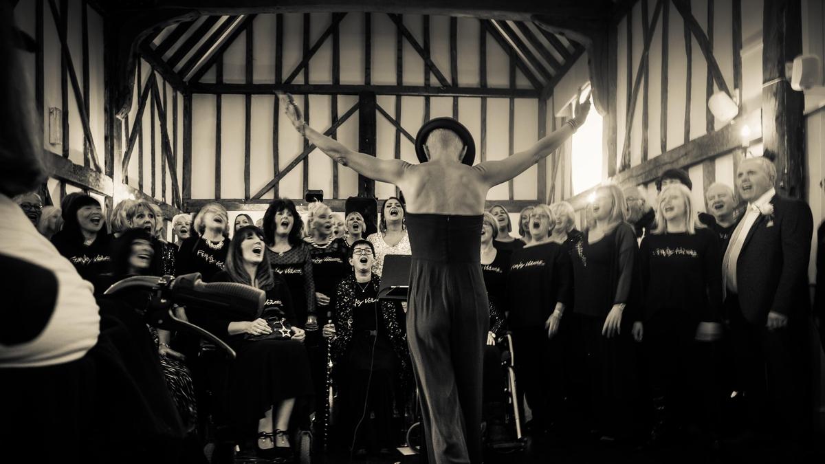National Singing Week with Sing Ireland