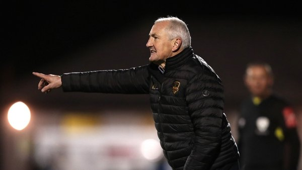 Galway United boss John Caulfield has slammed the decision to include extra League of Ireland players in the Republic of Ireland U21 squad for the trip to Montenegro