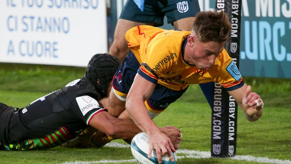 Ulster are looking to make it three wins from three