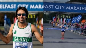 Clohisey and Ross were among more than 5,700 athletes who entered to take part in this year's event