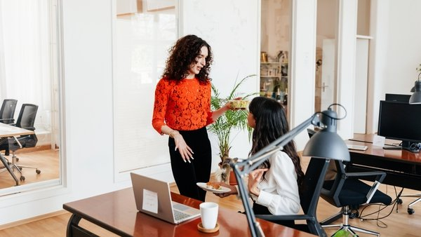 'Managers can be comforted by this aspect of their management role. If the employee is sitting at their desk, they are viewed as working'. Photo: Getty Images