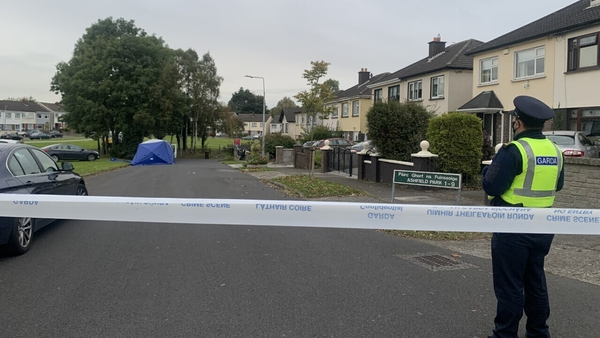 A woman and two men were taken to hospital after the incident in the Ashfield Park estate